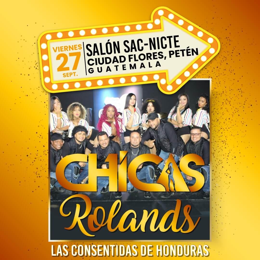 CHICAS ROLAND